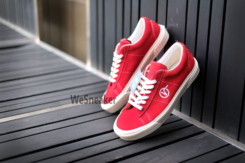 [VANS] SID DX (Anaheim Factory) - OG Red/Suede : Price 3,400.-