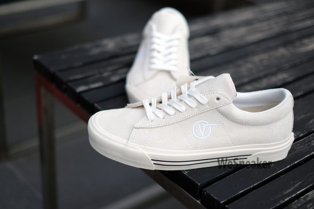 [VANS] SID DX (Anaheim Factory) - OG White/Suede : Price 3,400.-