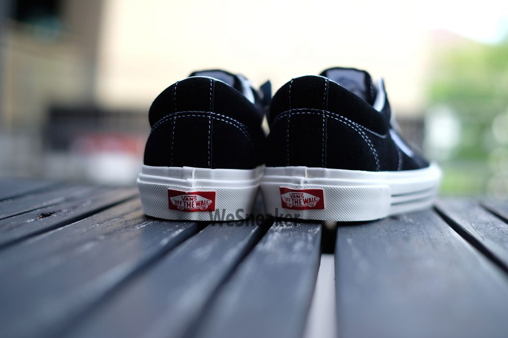 [VANS] SID DX (Anaheim Factory) - OG Black/Suede : Price 3,400.-