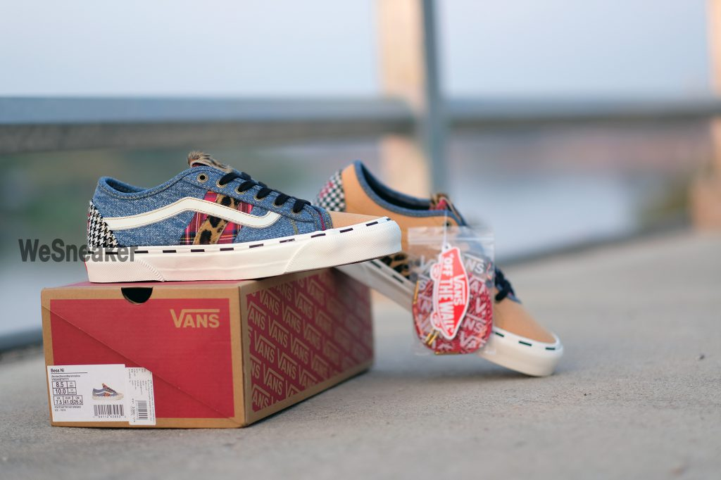 [VANS] Bess Ni (Bender) - Denim/Marshmallow : Price 3,500.-