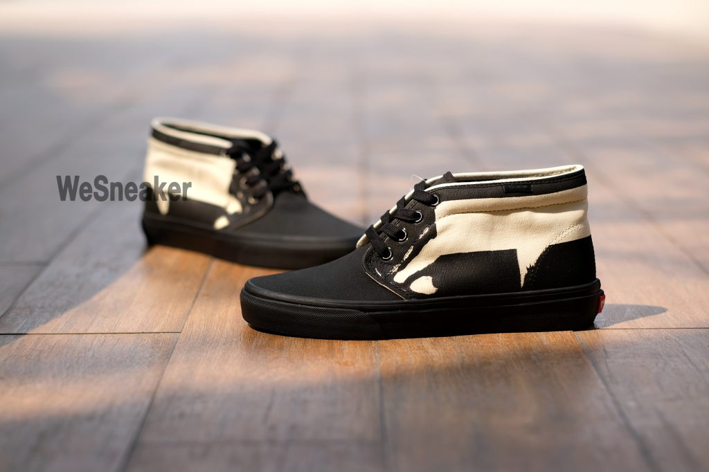 [VANS] Chukka Boot - Overprint Black : Price 2,500.-