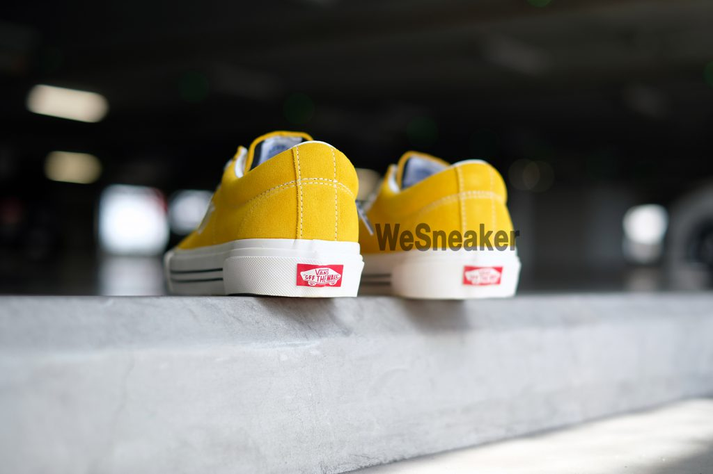 [VANS] SID DX (Anaheim Factory) - OG Yellow/Suede : Price 3,400.-