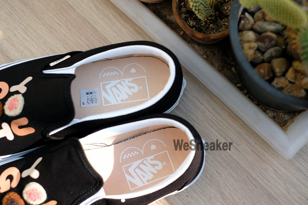 [VANS] Slip-On (You Got This) - Black/True White : Price 2,500.-