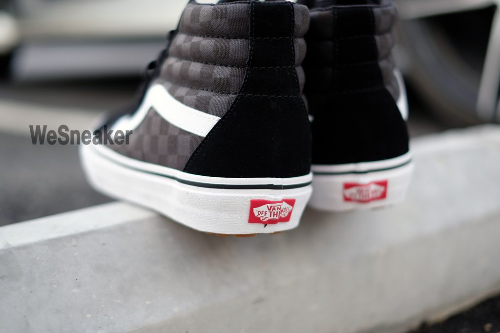 [VANS] SK8-Hi Reissue (Made for the Makers) - Black/Checkerboard : Price 3,400.-