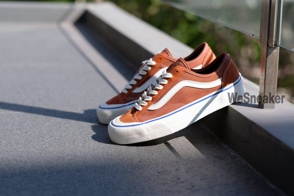[VANS] Style 36 Decon SF (Salt Wash) - Potters Clay/ Marshmallow : Price 3,200.-
