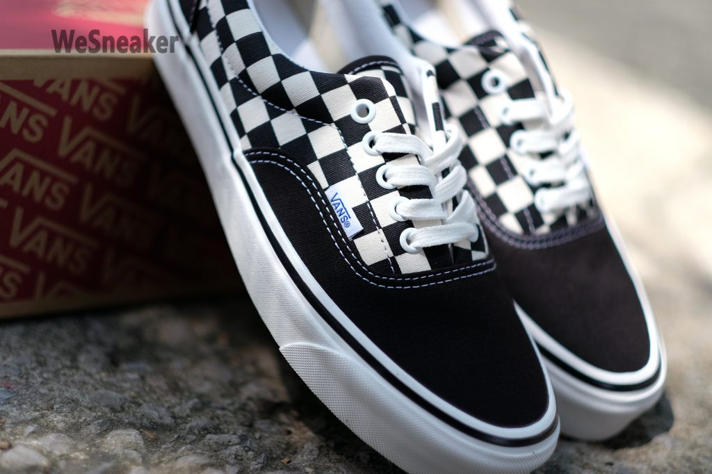 [VANS] Era 95 DX (Anaheim Factory) - Og Black/Og White/Check : Price 2,600.-