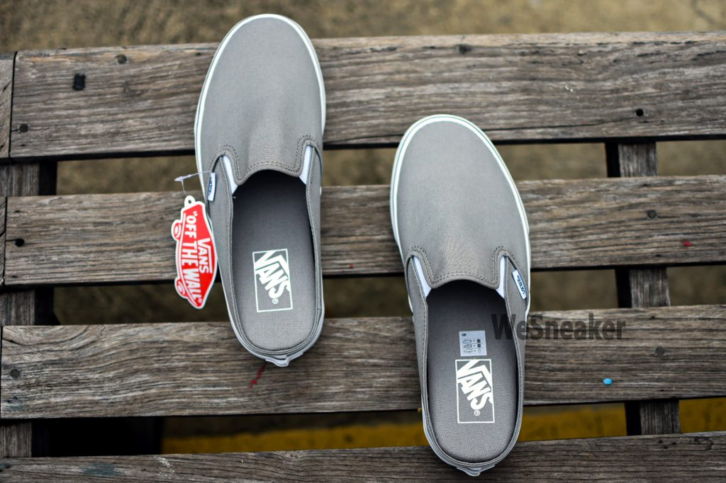 [VANS] Slip-On (Mule) - Drizzle : Price 2,100.-